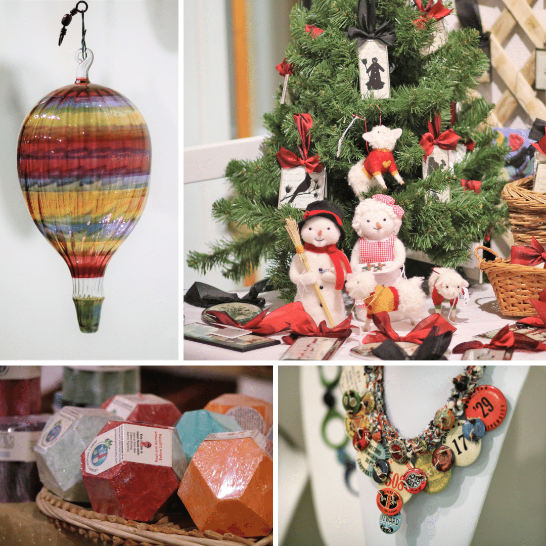 Holiday Shopping at Guilford Art Center